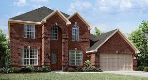 Big Bend 4953 New Home Plan in Highlands at Mayfield Ranch Vista