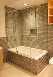 Pretty 2 Sided Shower Enclosure Gallery Bathtub for Bathroom