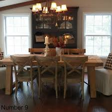 Dining Room Chairs Pottery Barn Rustic Wood Shelves