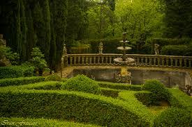 Images Tuscany Italy Fountains Villa Peyron Garden Nature Fence