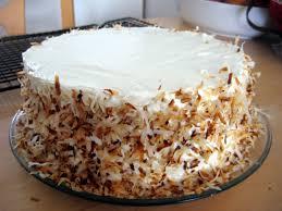 My Food Affair Pina Colada Cake