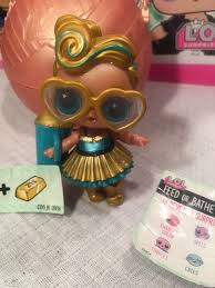 LOL Surprise Doll Luxe Ultra Rare Series 2 Very Hard To Find
