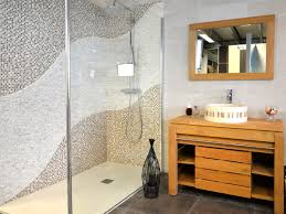 exceptionnel mur de galet exterieur 7 salle de bain ambiance