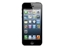 Apple iPhone 5 Black & Slate 4G LTE 16 GB GSM Smartphone