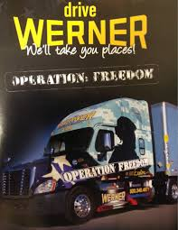 WERNER OPERATION FREEDOM TRUCK AT JTL - JTL - Wner Truck Museum Omaha Nebraska Youtube Driving With Enterprises Tdi Schools Peterbilt 379 Peterb Flickr Uncle D Logistics Trucking Kenworth W900 Skin Ats Mods First Day Of Traing At Blue Semi Pulls White Branded Stock Photo Edit Now Wner Operation Freedom Truck At Jtl Driver Drops Trailer O_wner Twitter Tr701a Racks Us Acquisitions 2 Deals Between 2015 And Mergr