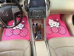 Cute Car Floor Mats by Buy Wholesale Cute Hello Kitty Cartoon Pretty Universal Automobile