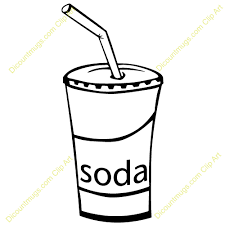 500x500 Can clipart soda cup