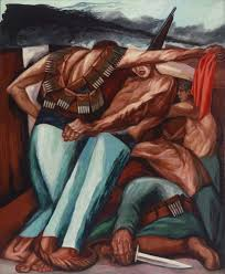 David Alfaro Siqueiros Famous Murals by Diego Rivera And José Clemente Orozco The Magic Of Mexico U0027s