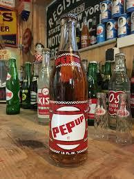 vintage pep up soda bottle full vintage soda pop bottles full