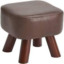 ibuyke polsterhocker fußhocker sitzhocker sofa hocker stoff