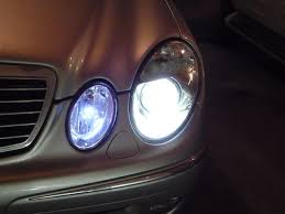 bye yellow parking light hello led mbworld org forums