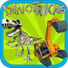 100 Dino Trucks Yaya Play Games Presents