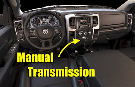 Why Aren't There More Heavy Duty Pickups With Manual Transmissions ...