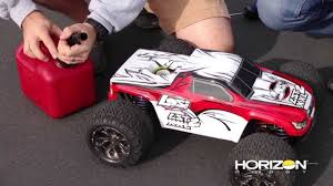 First Look: Losi 1/8 LST XXL 2 Gas Powered Monster Truck | R/C ...