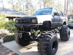 1985 Toyota 4 Runner Sr5 Monster Bog Truck | Monster Trucks For Sale ... 2016 Shop Built Mini Monster Truck Item Ar9527 Sold Jul 2018 Pro Modified Monster Truck Rules Class Information Trigger The Story Behind Grave Digger Everybodys Heard Of Monster Truck Swamp Buggy Christmas Buyers Guide Best Remote Control Cars 2017 Buy Redcat Racing Volcano18 V2 Electric Red Hot Wheels Jam Inferno Diecast Vehicle 124 Scale Good Sale Jumps Toys Youtube Cheap Toy Trucks Find Deals On Line At Alibacom Carter Mini Gocarts Facebook Mighty Minis Styles May Vary Walmartcom