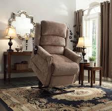 Reclining Salon Chair Uk by Amazon Com Homelegance 8509 1lt Power Lift Recliner Chair Brown