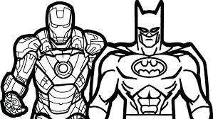 Free Coloring Pages For Kids Printable Batman