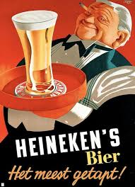 Vintage Ads From Heinekens Archives