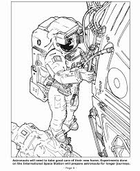 Inspiring Space Coloring Pages Design Ideas