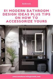 bathroom 51 modern bathroom design ideas plus tips on how