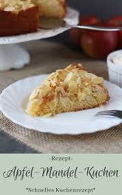 apfel mandel kuchen the inspiring apfelkuchen