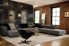 Sophisticated House with Modern Style Furniture