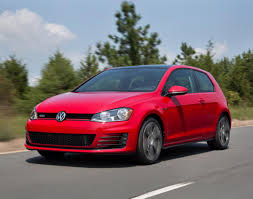 Best sports car for the money 2015 Volkswagen GTI s 2015