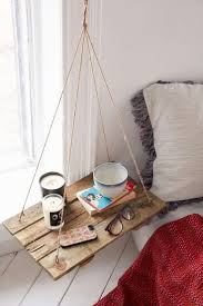 Reclaimed Wood Shelf Diy by Best 25 Hanging Shelves Ideas On Pinterest Wall Hanging Shelves