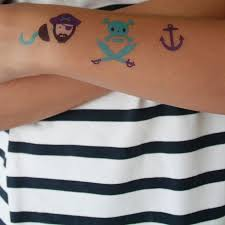 25 Best Temporary Kids Tattoos Images On Pinterest