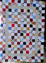 Charmed Dutch Nine Patch Quilt