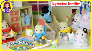 Sylvanian Families Calico Critters Baby Room Nursery Set Unboxing Review  Play - Kids Toys Sylvian Families Baby High Chair 5221 Epoch Calico Critters Baby Tree House Accessory Set Doll Cheap Find Deals On Line At Red Roof Cozy Cottage Complete With Figure And Accsories Seaside Tasure Fence Main Door Flora Berry Get Ready For Bed Furbanks Squirrel Girl Bamboo Panda Pizza Delivery Luxury Townhome Deluxe Nursery Cf1554 Sophies Love N Care