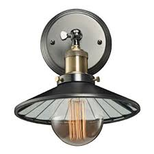wall sconce pewter finish plt 300041