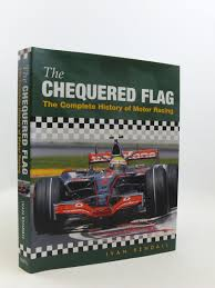 1000 Photo Of THE CHEQUERED FLAG Written By Rendall Ivan Published Weidenfeld And Nicolson