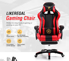 LIKEREGAL Gaming Chair For PC Home Office Use 23 Best Pc Gaming Chairs The Ultimate List Topgamingchair X Rocker Xpro 300 Black Pedestal Chair With Builtin Speakers 8 Under 200 Jan 20 Reviews 3 Massage On Amazon Massagersandmore Top 4 Led In 7 Big And Tall For Maximum Comfort Overwatch Dva Makes Me Wish I Still Sat In 13 Of Guys Computer For Gamers Ign Gaming Chairs Gamer Review Iex Bean Bag Accsories