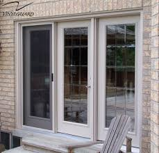 Decorative Traverse Rod For Patio Door by Decorative Sliding Glass Doors Examples Ideas U0026 Pictures