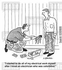 Electrical Construction Work Photos