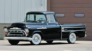 1957 Chevrolet Cameo Pickup - 1 - Print Image   Trucks   Pinterest ... 1951 Chevrolet 3100 5 Window Pick Up Truck For Salestraight 63 On 1950s Trucks Awesome Old Ford Sale Classic Lover Warren 1950 Chevy Custom Pickup Trick N Rod Truck For Sale Gateway Cars The In Barn Vintage Searcy Ar F1 For Sale Near Las Cruces New Mexico 88004 Classics Quick 5559 Task Force Truck Id Guide 11 1966 C10 In Pristine Shape Patina Shop Air Bagged Ride And