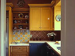 Kitchen Paint Colors With Medium Cherry Cabinets by Creative Color Choices In The Kitchen Hgtv