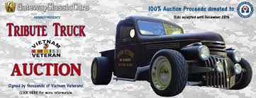 100 Commercial Truck Auction TRIBUTE TRUCK AUCTION Gateway Classic Cars