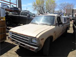 Toyota Truck Salvage Yards Awesome New Arrivals At Jim S Used Toyota ... 1982 Toyota Deisel Truck Ad Tony Blazier Flickr Toyota Sr5 Pickup 2100 Pclick With Custom Mini Stock Race Engine Used Car 22r Nicaragua 44toyota Trucks 2009 August Jt4rn48d4c0039718 Brown Pickup Rn4 On Sale In Nc 4x4 Short Bed Monster Lifted Relic Start Cold 22r Youtube Junkyard Find Land Cruiser The Truth About Cars Sr5comtoyota Truckstwo Wheel Drive Diesel Sold 3500 2013 Alburque Nm