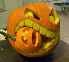 American Flag Pumpkin Carvings by Missk U0027s World Halloween