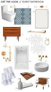 Who Makes Mirabelle Bathtubs by Guest Bathroom Reveal Emily Henderson