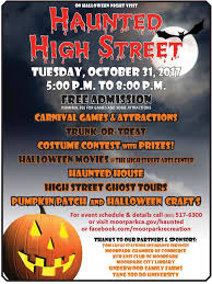 Underwood Pumpkin Patch Moorpark by Haunted High Street Event In Moorpark On Tuesday October 31st