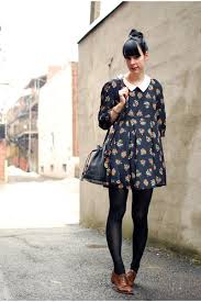 Modern Vintage Clothing Style