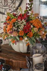 Fake Carvable Plastic Pumpkins by 248 Best Thanksgiving Images On Pinterest Flower Arrangements