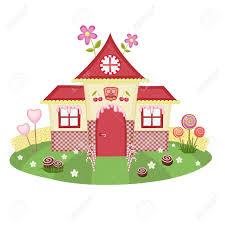 Cute House Clipart Cliparts