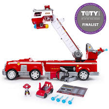 100 Fire Trucks Unlimited Amazoncom PAW Patrol Ultimate Rescue Truck With Extendable