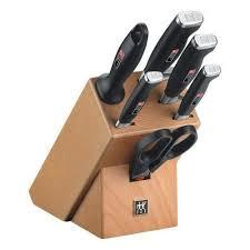 zwilling bloc couteaux 7 pièces 30x11 5x26cm achat vente