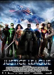 Justice League Movie Poster Fanart By Iamuday