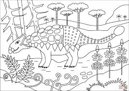 Icône De Tyrannosaure Style De Contour Clip Art Libres De Droits